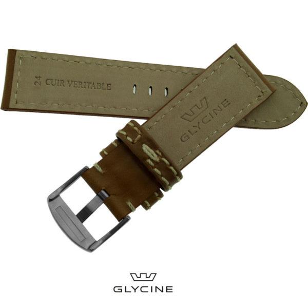 Ремешок для часов Glycine 1763