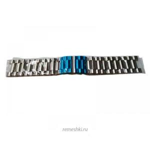 Универсальный стальной браслет 16 мм