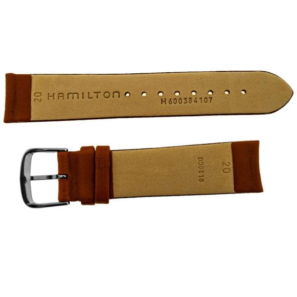 Ремешок для часов Hamilton H600.384.107