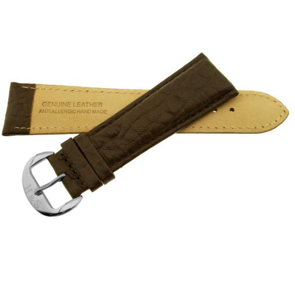 Ремешок H&S Savannah темно-коричневый