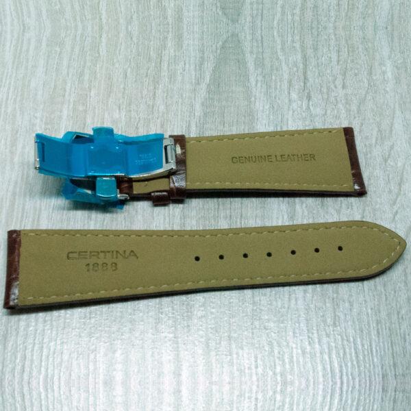 Оригинальный ремешок Certina C600011090