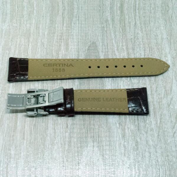 Оригинальный ремешок Certina C600013602
