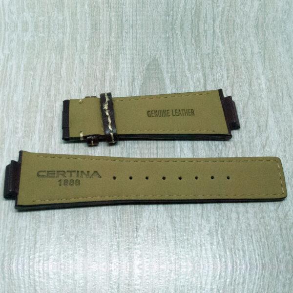 Оригинальный ремешок Certina C610010749