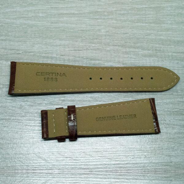 Оригинальный ремешок Certina C6100011091