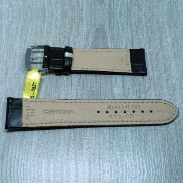 Оригинальный ремешок Certina C610015781
