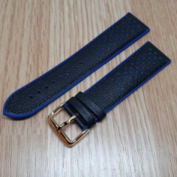 Ремешок Rhein Fils Diver-3323 синий 22 мм